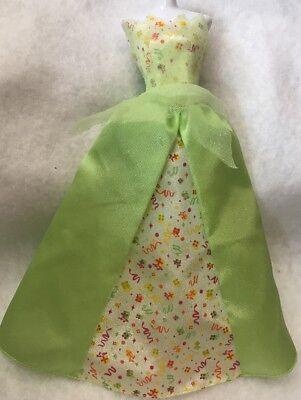 Disney Prinzessin Tiana Puppe Happy Birthday Wish Puppenkleid (Prinzessin Tiana Kleid)