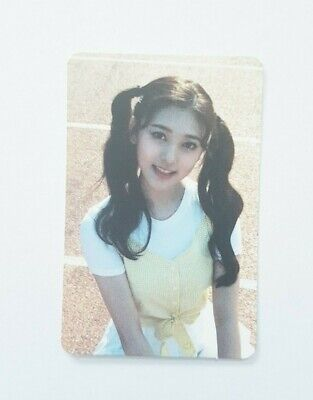"""MONTHLY GIRL LOONA Choerry Limited Photocard - Official Mini Album """"+ +"""""""