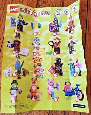 Lego Series 19 Minifigures 71025 YOU CHOOSE