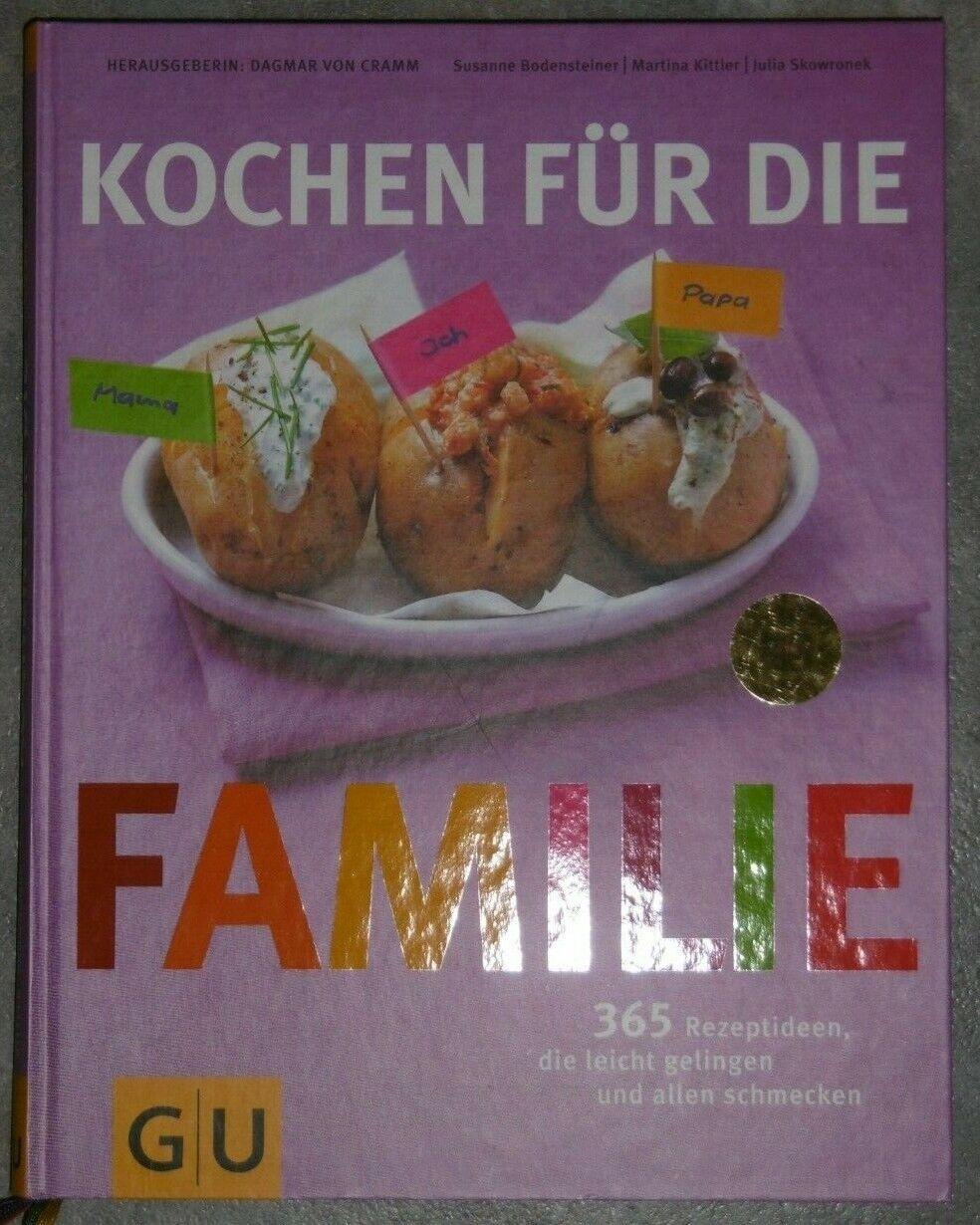 Kochen für die Familie von Susanne Bodensteiner (Gebundene Ausgabe)