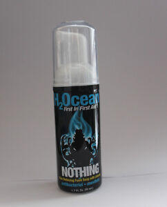 H2ocean nothing foam soap numbing lidocaine tattoo wash for Best soap to clean tattoo