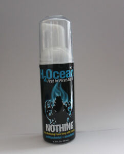 H2ocean nothing foam soap numbing lidocaine tattoo wash for Best soap to wash tattoo