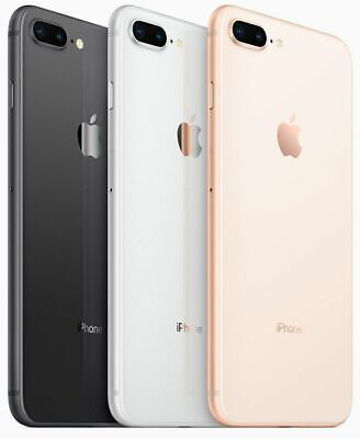 Apple iPhone 8 Plus - 64GB - Unlocked SIM Free Various Colours Smartphone