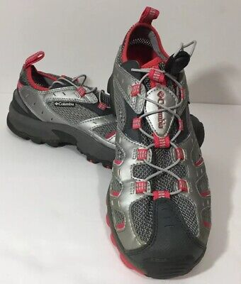 Outpost Hybrid - Women's Columbia Outpost Hybrid Water Shoes In US Size 10 Style BL4307 Pink Gray