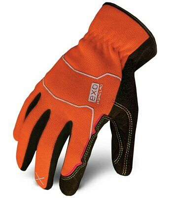 Ironclad Gloves Small Hi-visibility Orange