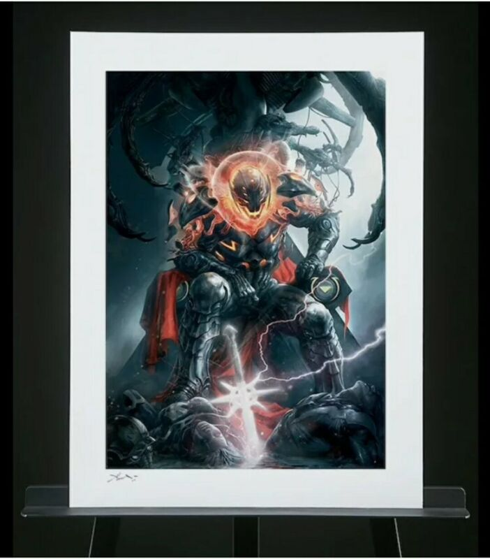 Ultron Annihilation Conquest art print by Sideshow Collectibles.