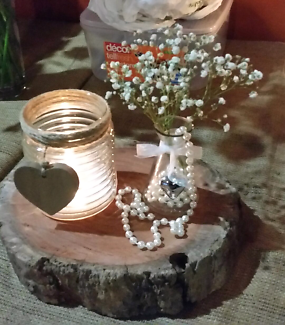 Wedding decorations new used for rusticvintage wedding rustic wedding items for sale junglespirit Choice Image