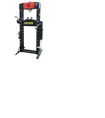 Chicago Pneumatic free standing 1-man Workshop press 30t - CP 86300