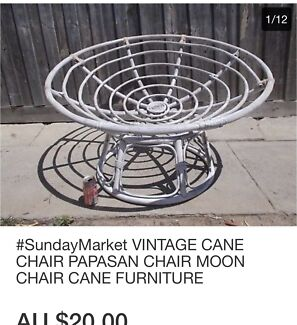 Wanted: Wtb cane furniture