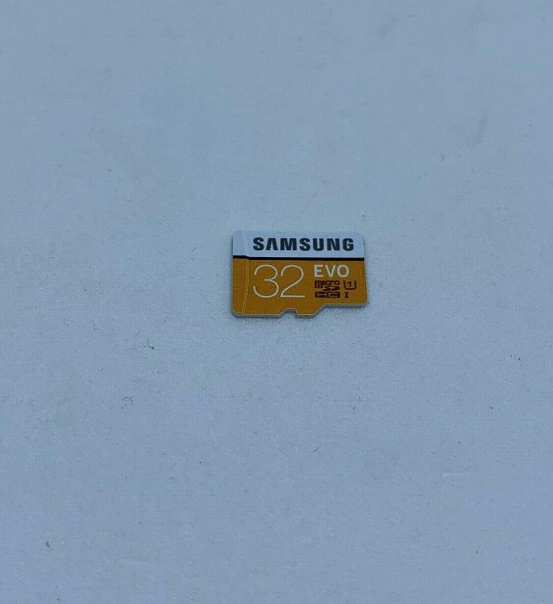 Samsung 95MB/s  MicroSD EVO Memory Card with Adapter 32 GB