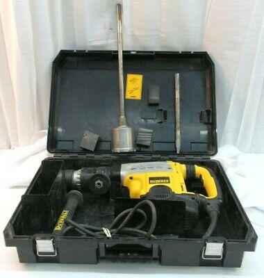 Dewalt D25761k 2 Sds Max Rotary Hammer Kit 15.0 Amps 1150 To 2304 Bpm