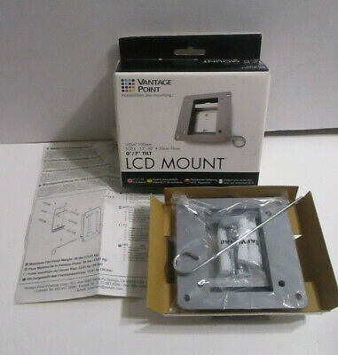 Vantage Point LCD TV Monitor Mount Vesa- 100mm 13