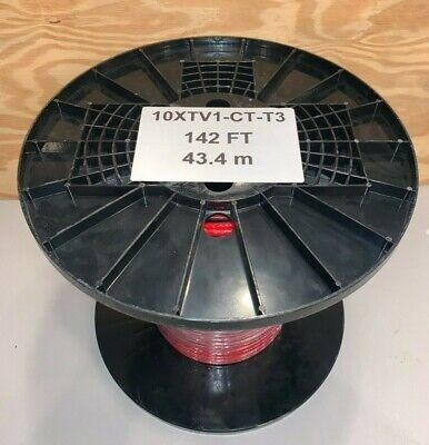 142 Ft 43.4 M Raychem 10xtv1-ct-t3 Self-regulating Heating Cable 120v Free Ship