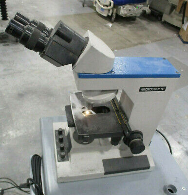 Reichert Microstar Iv Medical Laboratory Microscope With 1 Objective
