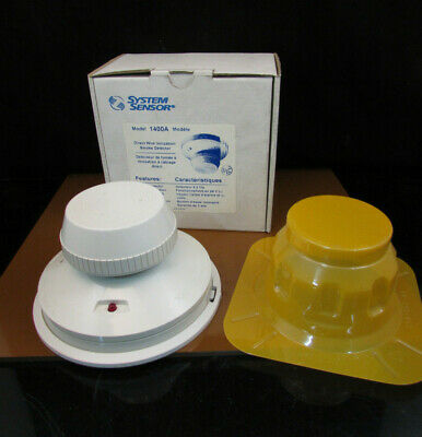 System Sensor 1400a Ionization Smoke Detector