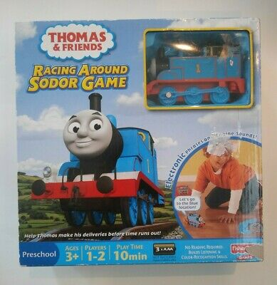 Talking Thomas the Train & Friends Racing Around Sodor Game Fisher-Price