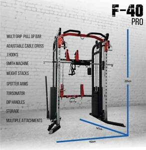 ARMORTECH F40 PRO FUNCTIONAL TRAINER