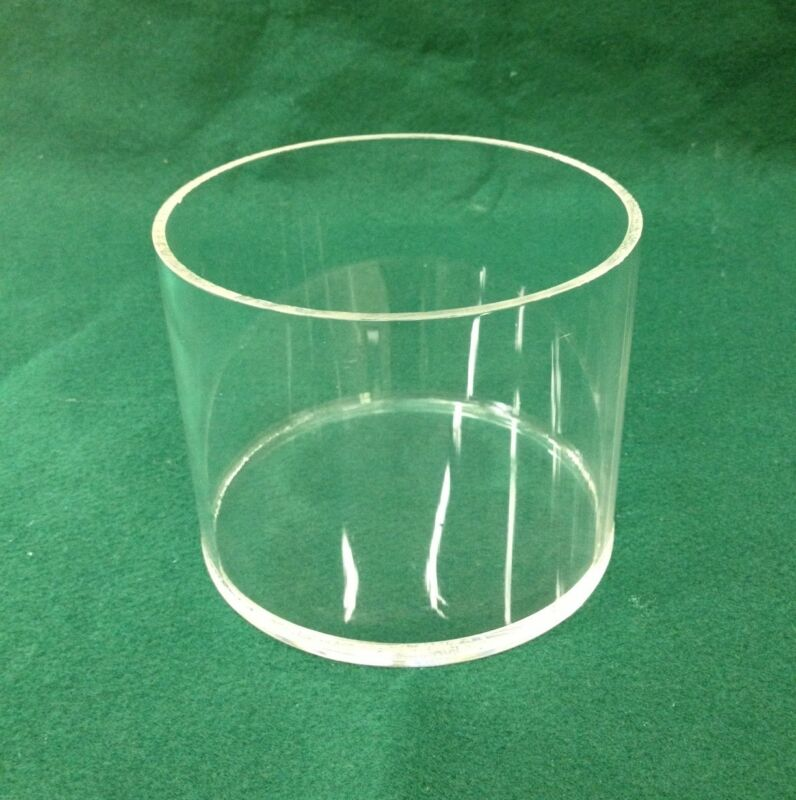 Acrylic Cylinder with bottom
