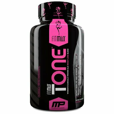 FitMiss Tone Women's Clinically Proven CLA Weight Loss Blend 60 Softgels Clinically Proven Weight Loss