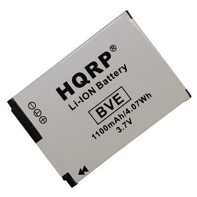 GC-XA2BEU Batería BN-VH105 para JVC Adixxion GC-XA2