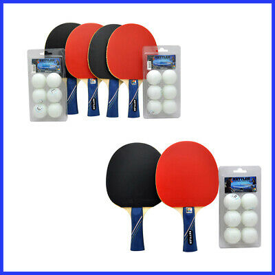 [No Tax] KETTLER GTX85 Table Tennis Paddles Set