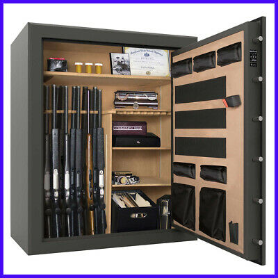 Cannon 43.8 Cu Ft Executive Safe, 60 min Fire Protection, GUN Safe