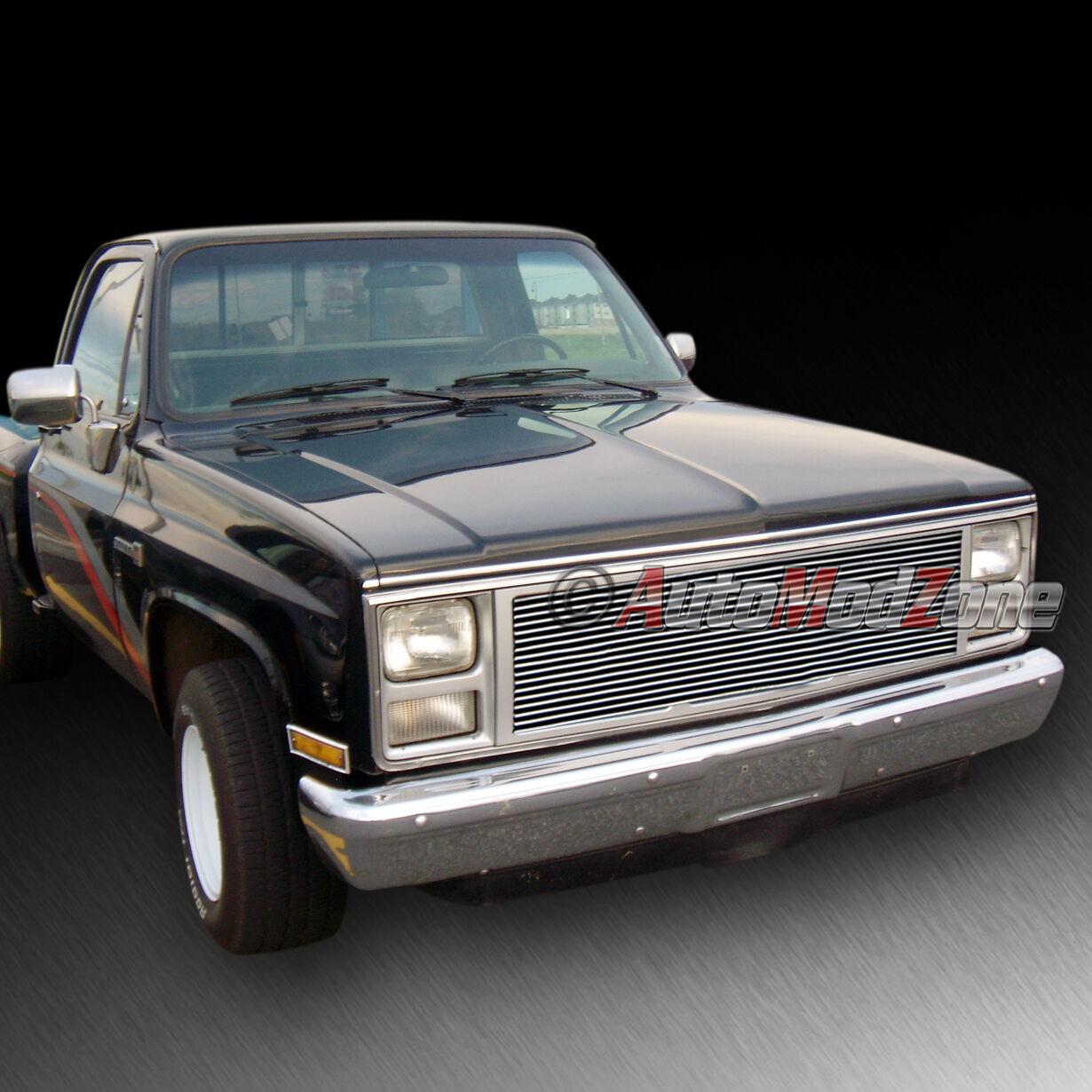 81-87 Chevy GMC Pickup Blazer Jimmy Suburban Billet Grille