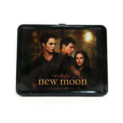 Twilight Saga New Moon Lunch Box with Thermos Edward, Jacob, & Bella