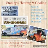 Stanley's Heating & Cooling