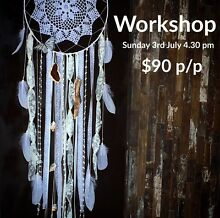 Bohemian dream catcher workshop !! The Junction Newcastle Area Preview
