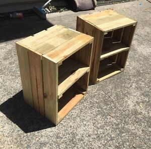 Rustic crate Highland Park Gold Coast City Preview