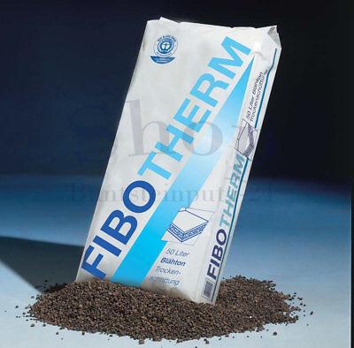 FIBOTHERM Trockenschüttung, Ausgleichschüttung Trockenestrich 50 l 1-5 mm