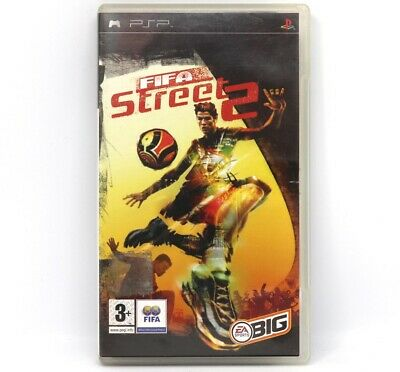 Fifa Street 2 Game Sony PSP Used Complete Sony Playstation Portable EA Sports for sale  Shipping to Nigeria