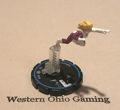 Cosmic Girl Games (Heroclix Saturn Girl #050 Experienced USED from DC Cosmic Justice Booster)
