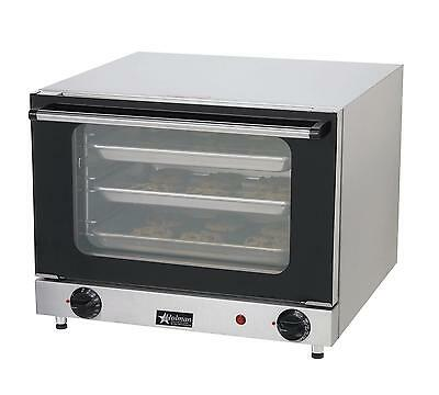 Star Ccoq-3 Countertop Holman Convection Oven Electric 3 14 Size Pan
