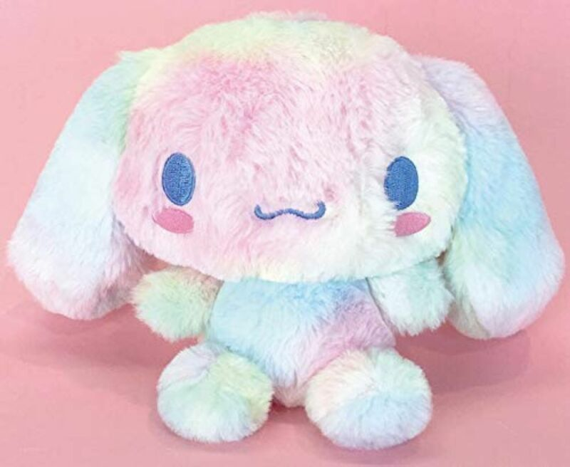 Sanrio Characters Dream Color Cinnamoroll S Size / Stuffed toy Plush Xmas Gift