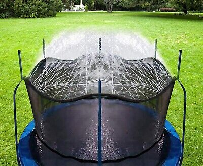 Trampoline Water Sprinkler for Kids Outdoor Spray Waterpark Game Fun Summer Toys - Summer Games For Kids