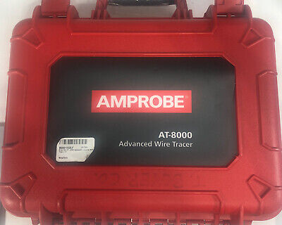 Amprobe At-8020 Advanced Industrial Wire Tracer Kit. Return Item