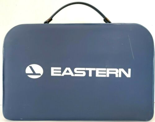 VTG Retro EASTERN AIRLINES Flight Attendant Carry-On Travel Bag Suitcase Luggage