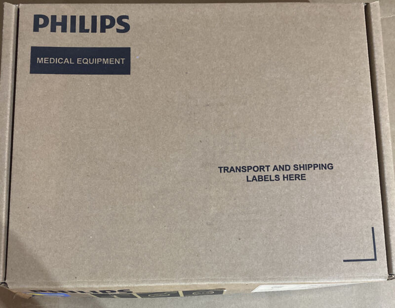Philips M3508A HeartStart Hands-Free Cable 989803106981 NEW IN BOX