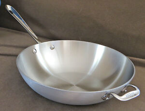 All Clad Mc2 Master Chef 12 Inch 4 Qt Open Chefs Pan Stir
