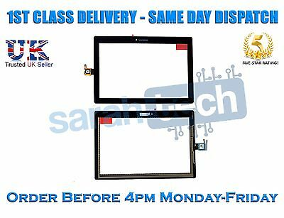 "New Lenovo TAB 2 A10-30 X30F 10"" Tablet Touch Screen Digitizer Black"