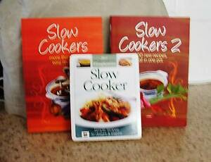 3 Slow Cooker Cookbooks Charlestown Lake Macquarie Area Preview