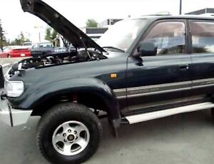 Toyota Land Cruiser Landcruiser parts wrecking Toongabbie Parramatta Area Preview