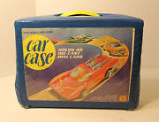 Vintage Matchbox Car Case