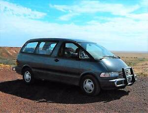 1992 Toyota Tarago Backpacker campervan (4WD) Artarmon Willoughby Area Preview