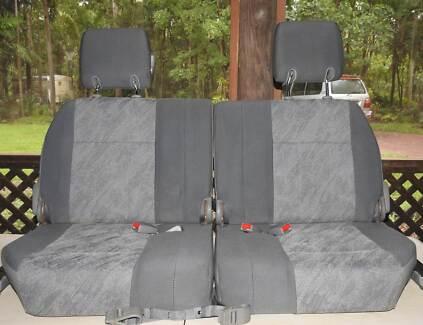 Rear Seats Toyota Landcruiser 100 Series
