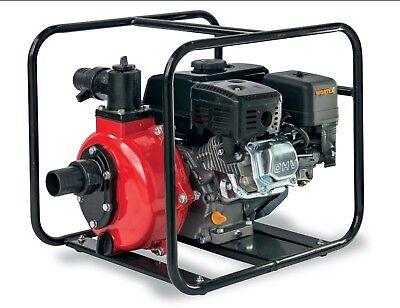Power Pump 4T A Petrol Self-Priming Portable Aluminium WORTEX Lwp 50 6,5 HP