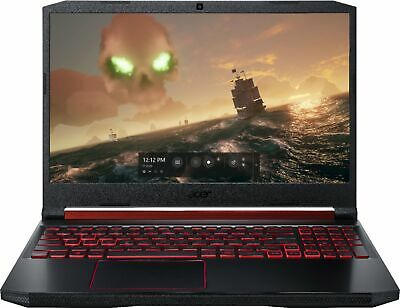 "Acer - Nitro 5 15.6"" Gaming Laptop - Intel Core i5 - 8GB Memory - NVIDIA GeFo..."