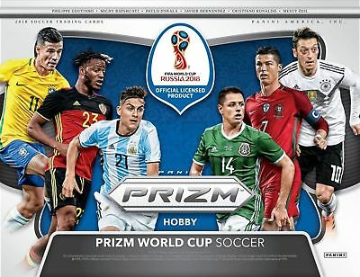 FRANCE 2018 PRIZM WORLD CUP Half CASE 6X Index Card TEAM BREAK Panini Soccer